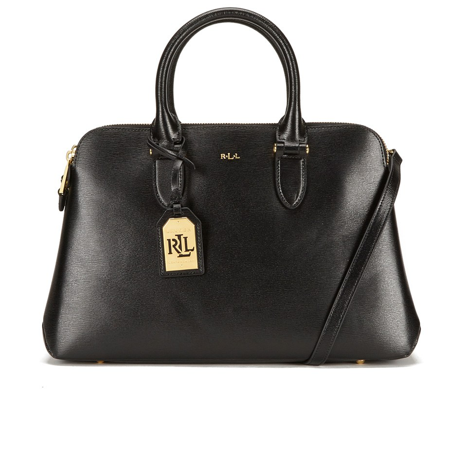 Lauren Ralph Lauren Women S Newbury Double Zip Dome Tote
