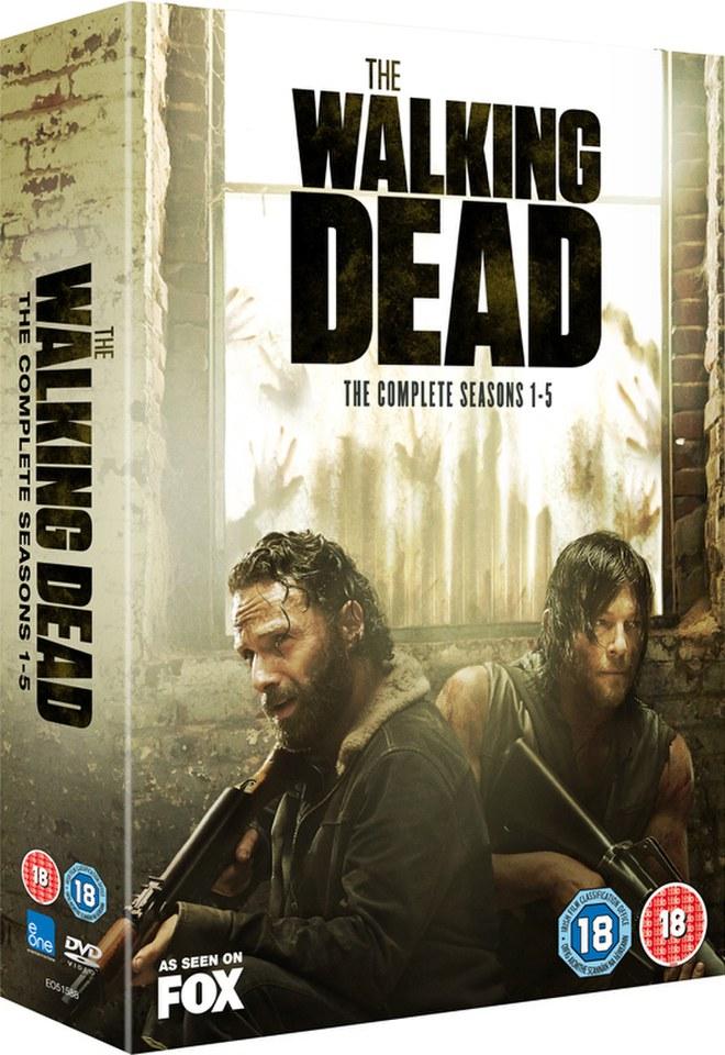 Wann Fängt The Walking Dead Staffel 5 An