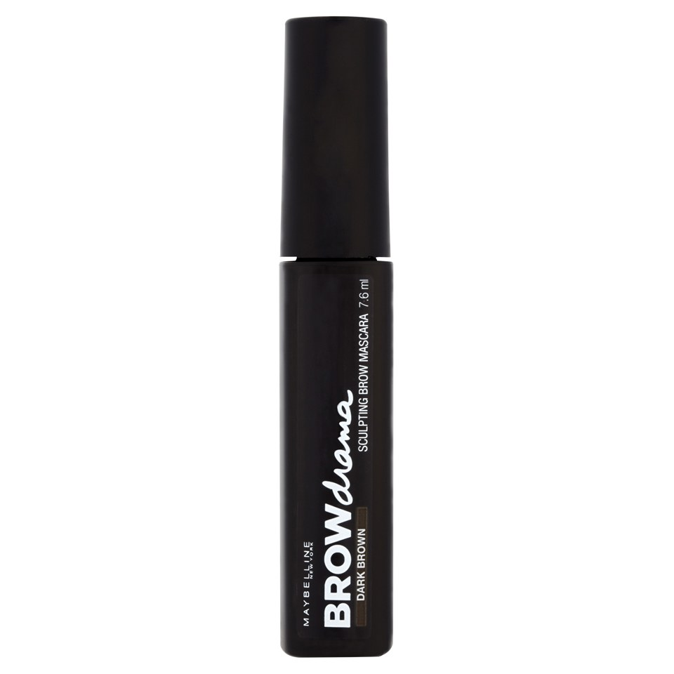 Maybelline Brow Drama Eyebrow Mascara Various Shades