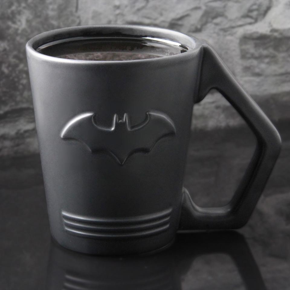 Dc Comics Batman Shaped Mug Iwoot
