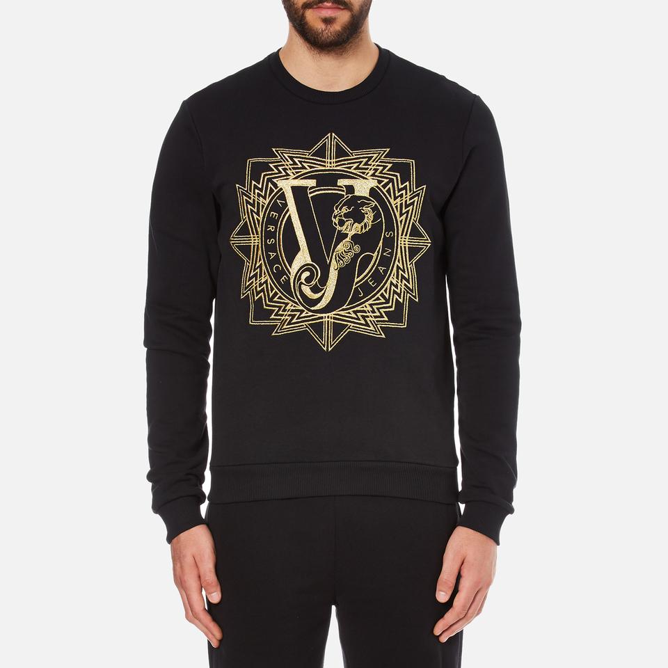 Versace Jeans Men's Light Sweatshirt