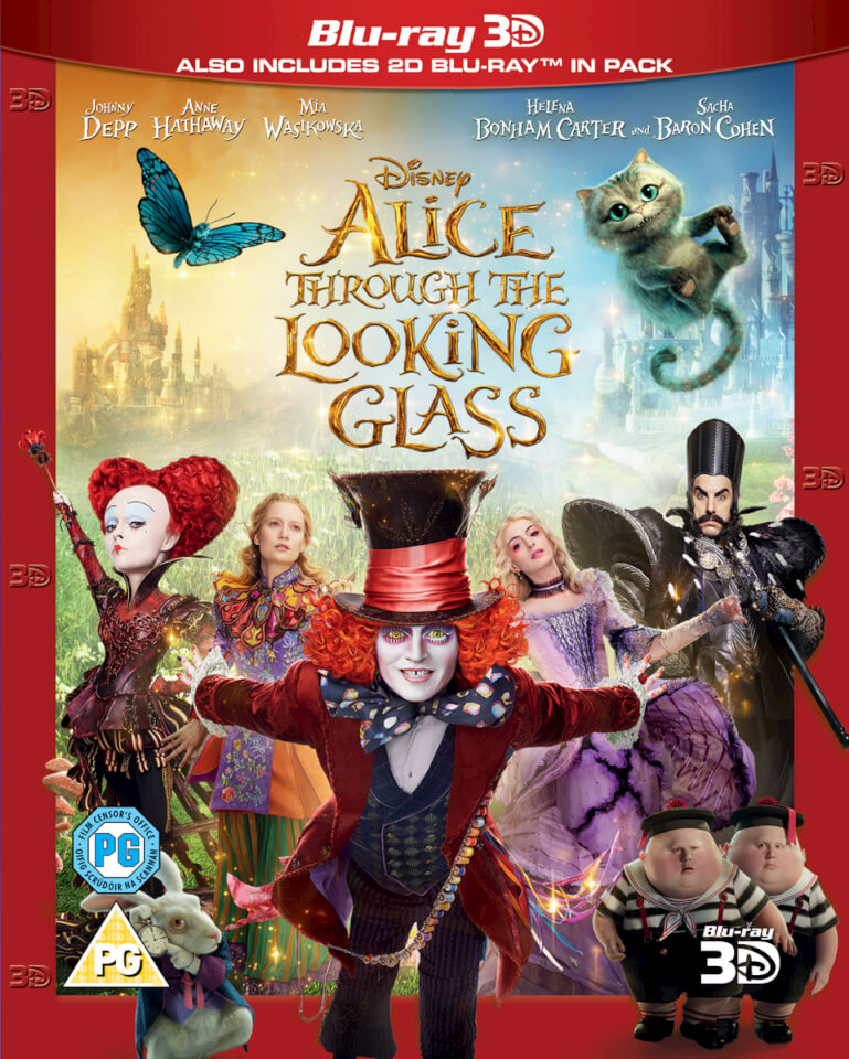 Alice Through The Looking Glass Target Australia