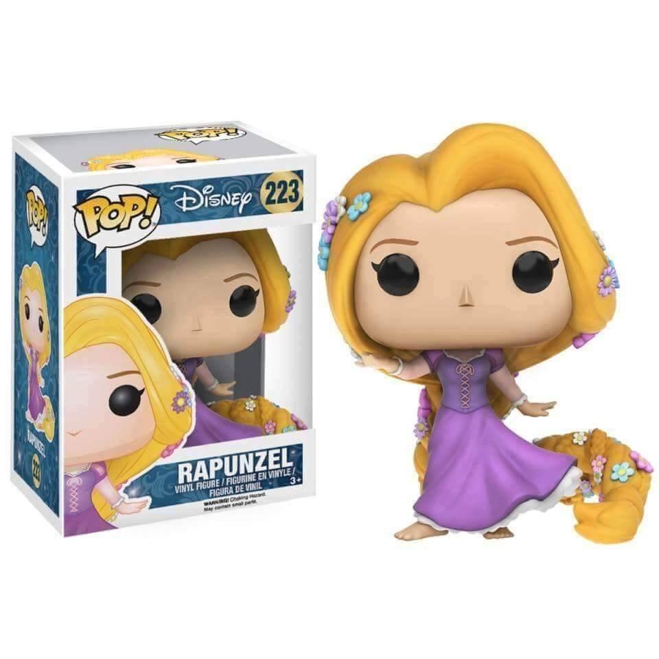 Pop Disney Rapunzel Pop Vinyl Figure Pop In A Box Uk