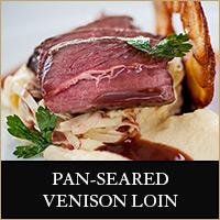 Venison Loin Recipe