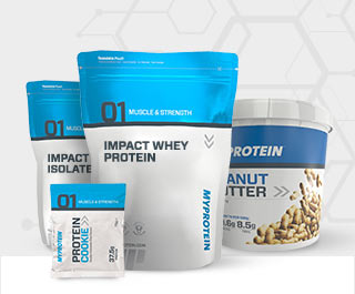 New To Myprotein?