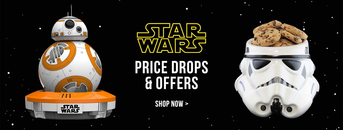 Star Wars Price Drops and Offers