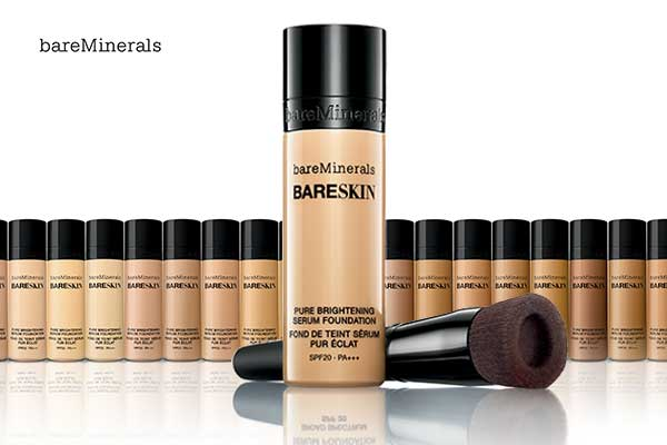 Introducing bareMinerals bareSkin