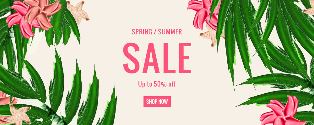 Save up to 50% off in summer sale at Lookfantastic.com