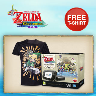 Free The Wind Waker T-Shirt