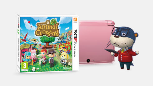 Gift ideas for kids nintendo uk store - Animal crossing new leaf consoles ...
