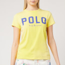 Polo Ralph Lauren Women's 30/1 Cotton Jersey T-Shirt - Lemon Crush