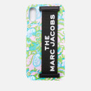 Marc Jacobs Women's iPhone Xs Case - Pink Multi