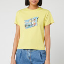 See By Chloé Women's Logo T-Shirt - Acacia Green