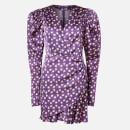 ROTATE Birger Christensen Women's Aiken Dress - Pansy
