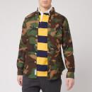Polo Ralph Lauren Men's Button Down Oxford Shirt - Camo Print