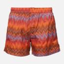 Missoni Men's Zig Zag Swim Shorts - Multi