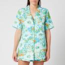 Faithfull the Brand Women's Charlita Shirt Dress - Gardone Floral