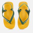 Havaianas Toddlers' Brasil Logo II Flip Flops - Banana Yellow