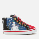 Vans X The Nightmare Before Christmas Toddlers' Sk8-Hi Trainers - Multi