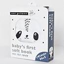 Wee Gallery Panda Soft Cloth Book