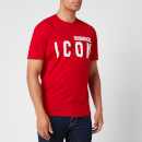 Dsquared2 Men's Cool Fit Icon T-Shirt - Red