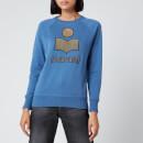 Isabel Marant Étoile Women's Milly Sweatshirt - Blue