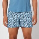 Orlebar Brown Men's Setter Eldora Swim Shorts - Washed Indigo/Navy
