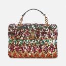 Kurt Geiger London Women's Sequins Kensington Bag - Multi