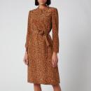 A.P.C. Women's Lio Dress - Caramel