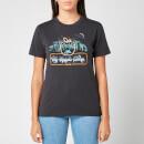Coach 1941 Women's Apple Camp T-Shirt - Dark Shadow