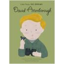 Bookspeed: Little People Big Dreams: David Attenborough