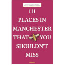 Bookspeed: 111 Places in Manchester That You Shouldn't Miss