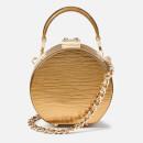 Aspinal of London Women's Micro Hat Box Bag - Zoloto