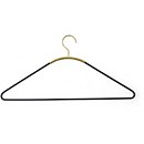 Menu Ava Hanger - Black/Brass