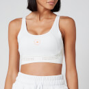 adidas by Stella McCartney Women's TruePurpose Sports Bra - White