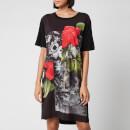 PS Paul Smith Women's Printed Dress - Black