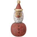 Bloomingville Wooden Santa Christmas Decoration