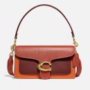 Coach New York Women's Colorblock Tabby Shoulder Bag 26 - Rust Multi