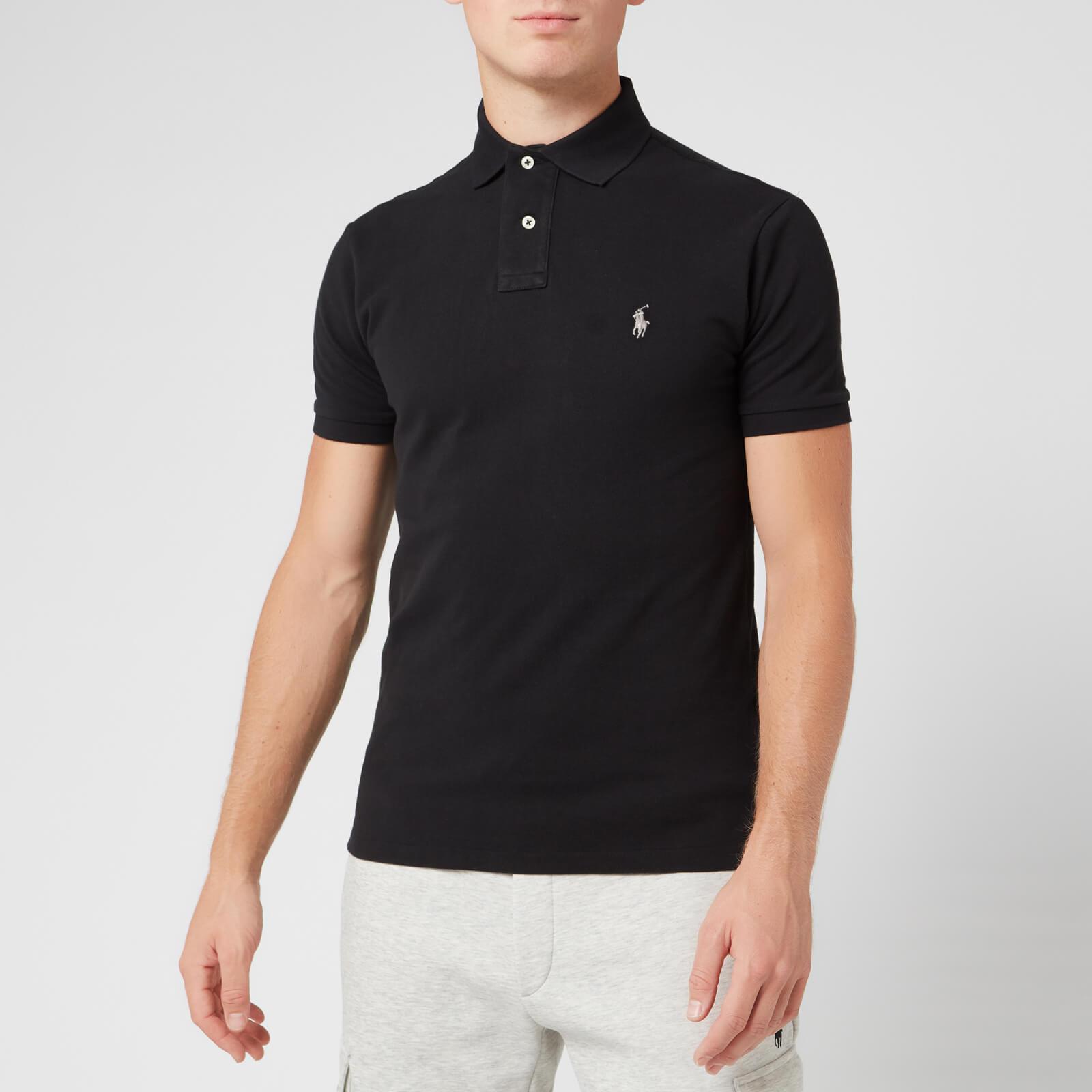 mens black ralph lauren shirt