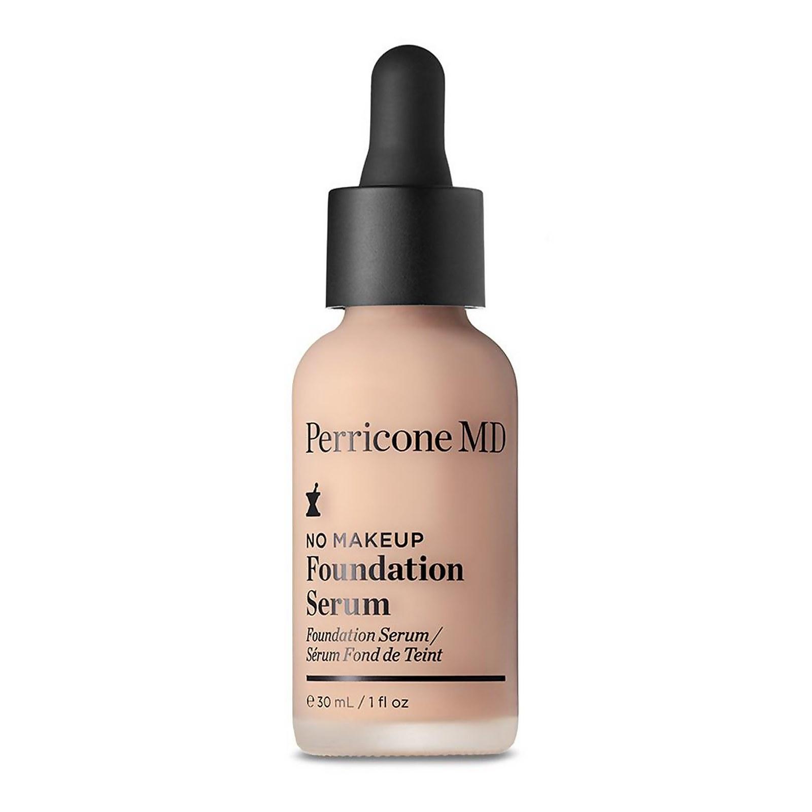 No Makeup Foundation Serum Broad Spectrum Spf 20 Perricone Md