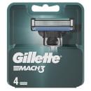 Gillette Mach3 Razor Blades (4 Pack)