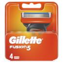 Gillette Fusion5 Razor Blades (4 Pack)