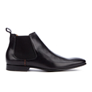 PS by Paul Smith Men's Falconer Leather Chelsea Boots - Black Oxford