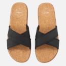 UGG Men's Seaside Slide Sandals - Black