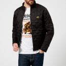 Barbour International Men's Gear Quilt Jacket - Black