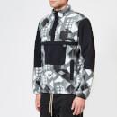FILA X Liam Hodges Men's Technical Fleece - Black/White