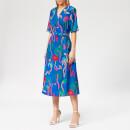 PS Paul Smith Women's Urban Jungle Wrap Dress - Muti