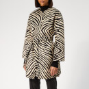 PS Paul Smith Women's Zebra Coat - Multi