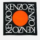 KENZO Women's Seasonal Bandana - Black