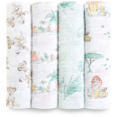 aden + anais Classic Swaddle 4-Pack Lion King